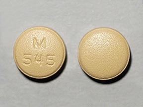 mirtazapine 45 mg tablet