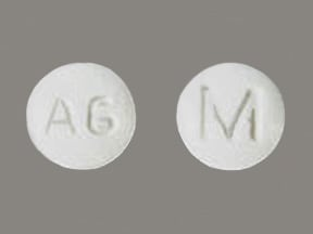 alendronate 5 mg tablet