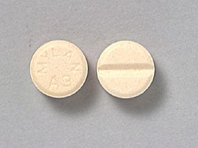 alprazolam 0.5 mg tablet