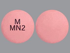 metformin ER 500 mg tablet,extended release 24hr