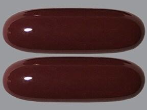 Multi For Her 18 mg iron-600 mcg-40 mcg capsule
