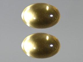 Vitamin D3 1,000 unit capsule