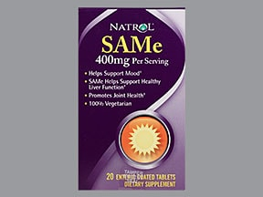 Sam-E (Enteric Coated) 200 mg tablet,delayed release