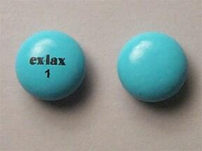 Ex-Lax Maximum Strength 25 mg tablet