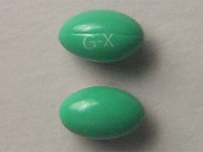 Gas-X Extra Strength 125 mg capsule
