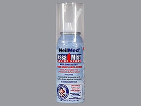 Nasa Mist 0.9 % nasal spray aerosol