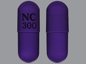 carbamazepine ER 300 mg capsule,extended release mphase12hr