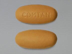 entacapone 200 mg tablet