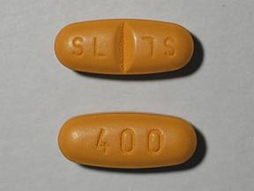 Gleevec 400 mg tablet