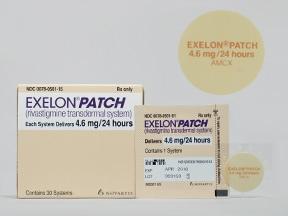Exelon drug manufacturer