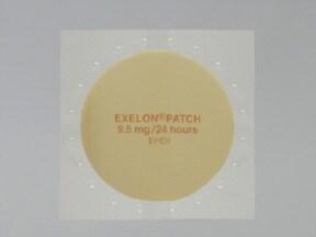 Exelon Patch 9.5 mg/24 hr transdermal