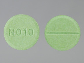 propranolol 40 mg tablet