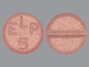 enalapril maleate 5 mg tablet