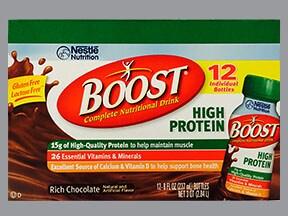 Boost High Protein 0.06 gram-1 kcal/mL oral liquid