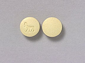 Prandin 1 mg tablet