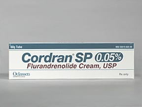 Cordran 0.05 % topical cream