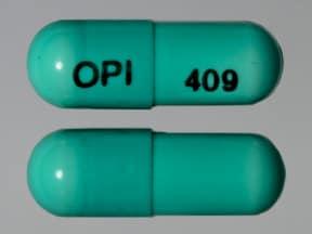 chlordiazepoxide-clidinium 5 mg-2.5 mg capsule