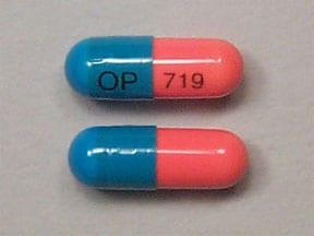 Surmontil 50 mg capsule