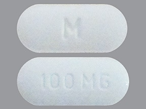 modafinil 100 mg tablet