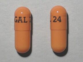 Razadyne ER 24 mg capsule,extended release