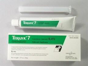 Terazol 7 0.4 % vaginal cream