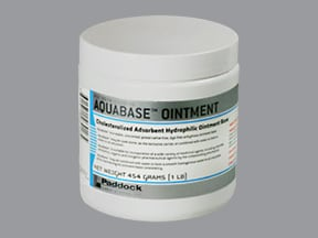 Aquabase topical ointment
