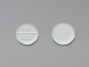 liothyronine 50 mcg tablet