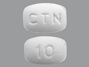 cetirizine 10 mg tablet