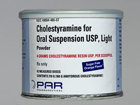 Cholestyramine Light 4 gram oral powder