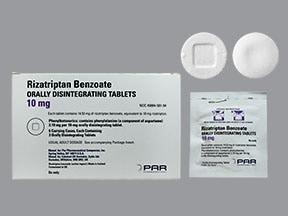 Maxalt 10 side effects