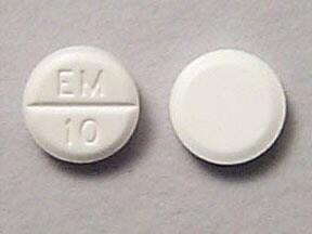 methimazole 10 mg tablet