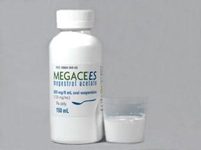 Megace ES 625 mg/5 mL oral suspension