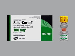 Solu-Cortef Act-O-Vial (PF) 100 mg/2 mL solution for injection