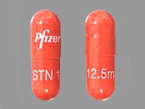 Sutent 12.5 mg capsule