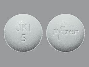 Xeljanz 5 mg tablet