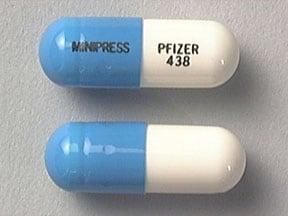 prazosin 5 mg capsule
