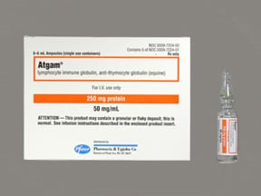 Atgam 50 mg/mL intravenous solution