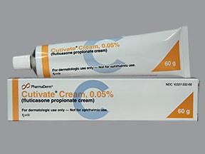 Cutivate 0.05 % topical cream