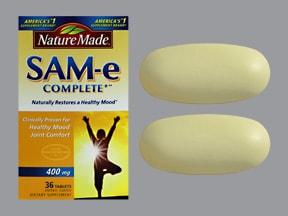 Sam-E 400 mg tablet