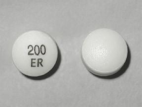 tramadol ER 200 mg tablet,extended release 24 hr