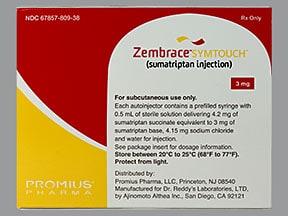 Zembrace Symtouch