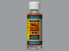 Tiger Balm 28 %-16 % topical liniment