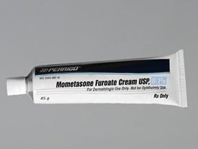 mometasone 0.1 % topical cream