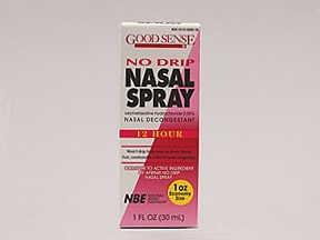 No Drip 0.05 % nasal spray