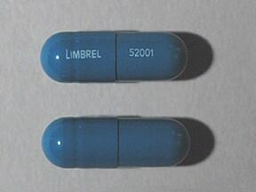 Limbrel 250 mg capsule