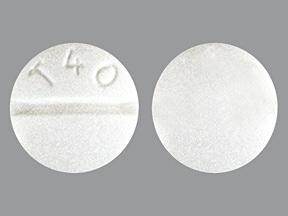 Tabloid 40 mg tablet