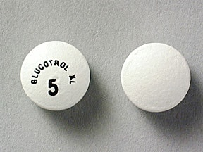 Glucotrol XL 5 mg tablet,extended release