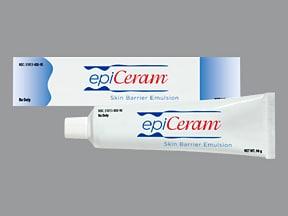 EpiCeram topical emulsion, extended release