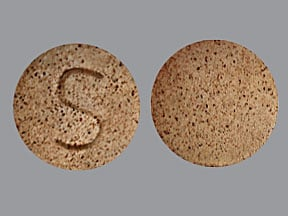 Senokot 8.6 mg tablet