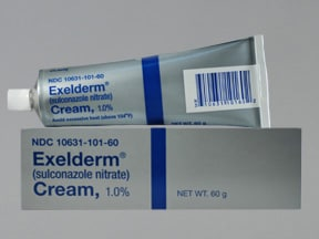 Exelderm 1 % topical cream